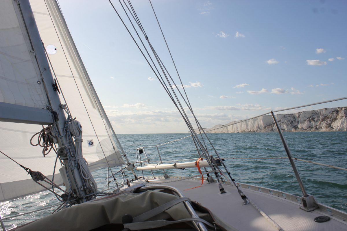 Langs de Engelse kust